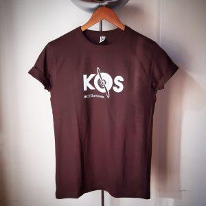Camiseta promocional KOS